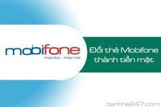 Đổi thẻ cào Mobifone thành tiền chỉ với 2 bước đơn giản, đổi thẻ và rút tiền. Thuê bao có thẻ cào Mobifone còn nguyên vẹn nhưng không có nhu cầu nạp tiền vào điện thoại có thể thực hiện đổi từ thẻ thành tiền mặt chỉ với vài thao tác đơn giản với Banthe247.com