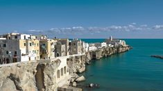Puglia also known as Apulia is a perfect holiday destination in Italy. Cities in Puglia include Bari, Taranto, Foggia and Brindisi. Italy Magazine, Italian Village, Southern Italy, Top Destinations, Santa Maria, Beautiful Beaches, Wonderful Places, Tourism, Explore