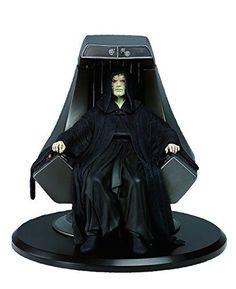 Attakus Star Wars: Elite Collection: Emperor Palpatine Resin Statue