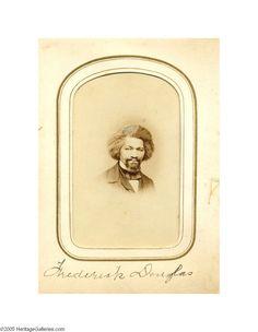 Photography:CDVs, 19th Century CDV Album - Quakers and Abolitionists An excellentantique carte de visite album with 28 images, including Penn...