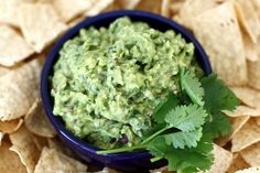 Roasted Garlic Guacamole - ll you'll need is a few spices, fresh cilantro, onions, lots of garlic, and, of course, avocados. If you love guacamole, you have to try making it with roasted garlic.
