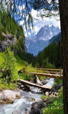 Petits ponts de montagne