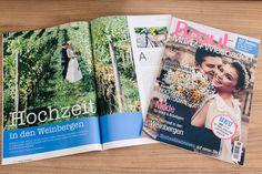 Magazin Braut in Mainz   Wiesbaden 2015 | Hochzeit von Sonja