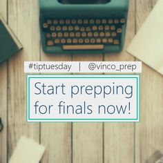 Now is the time to start preparing for final exams. Get my free guide at www.vincoprep.com/crush #tiptuesday #dicta #vinco #vincoprep #bar #barexam #barexamprep #barreview #nybarexam #njbarexam #law #lawyer #lawstudent #lawschool #1L #2L #3L