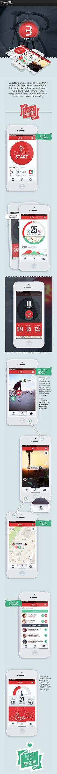 Bikester App
