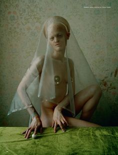 awesome Tim Walker pays tribute to Hieronymus Bosch with a fashion story for Love Magazine Spring 2016 [fashion]