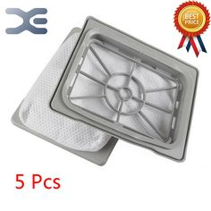 5Pcs Lot High Quality Adaptation For Electrolux Vacuum Cleaner Accessories Dust Net Z1370 / 1380 Filter Bag #Affiliate
