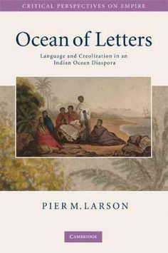 (Blue) of Letters: Language and Creolization in an Indian Diaspora (Paperback)