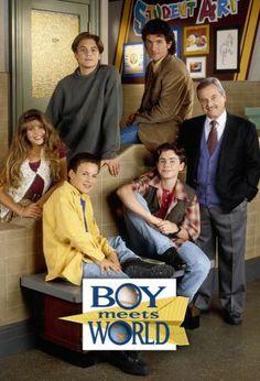 """Boy Meets World"" (Aprendiendo a vivir) || TV Series 1993-2000"