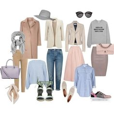 Wardrobe In Need Of An Update? Read This Excellent Fashion Advice – Designer Fashion Tips Capsule Wardrobe Work, Capsule Outfits, Wardrobe Basics, Trajes Business Casual, Business Casual Outfits, Fashion Advice, Fashion Outfits, Womens Fashion, Classic Outfits