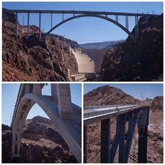 Puente sobre el rio Colorado. Colorado River Bridge