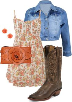 Country Outfitter Date Night
