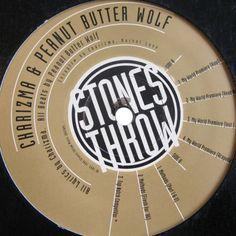 "Charizma & Peanut Butter Wolf - My World Premiere, 12"" Vinyl"