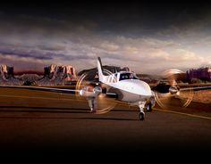 Beechcraft Baron G58 - Aircraft