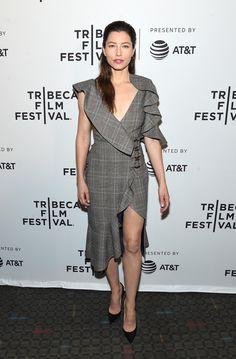 Jessica Biel, pura belleza y gran talento a los 35 años