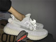 237c0057e508f God Verstion Yeezy boost 350 v2 static Reflective from topkickss.cc