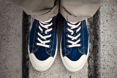 Levi's Footwear 2012 Spring Cone Denim Vulcanized Sneaker Hi