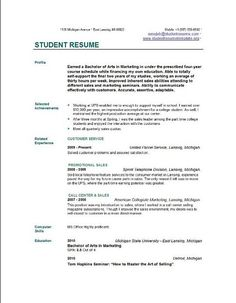 Examples Of Resumes For Jobs Best Resume Examples For Your Job  Resumes For Jobs