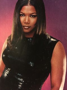 Hail to the Queen Queen Latifah in 1999 Black Girl Magic, Black Girls, Black Women, Hollywood Divas, Black Actresses, Queen Latifah, Classy Women, True Beauty, Female