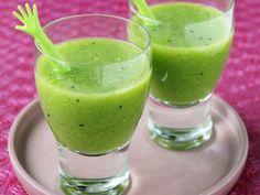 Kiwi-Zitronen-Shake