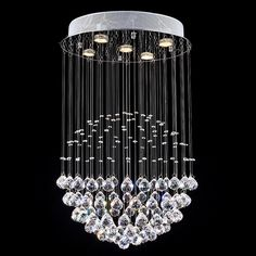 Find More Chandeliers Information about VALLKIN Modern Chandelier LED Crystal Lighting Ceiling Hanging Lamps with D50CM H70CM Ac 100 to 240V For Living room Dining Room,High Quality lamp with motion sensor,China light pink high heels Suppliers, Cheap lamp indicator light from KINGDOM LIGHTING on Aliexpress.com