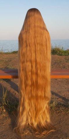 Long Blond, Long Red Hair, Super Long Hair, Down Hairstyles, Pretty Hairstyles, Beautiful Red Hair, Amazing Hair, Pentecostal Hairstyles, Rapunzel Hair