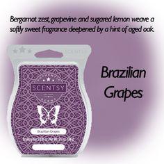 Brazilian Grapes (New Release)