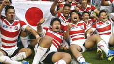 Rugby World Cup 2015: South Africa v Japan - BBC Sport