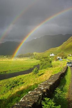 ~<3 ~*   ... Stone Fence, The Highlands, Scotland