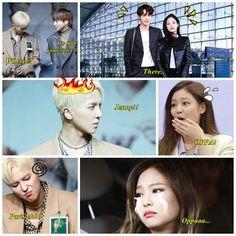 Big Bang Bom & Top Speed-dating, Daesung, Liebe Ist Süß, Youtube, G.