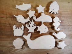 WOODEN BEAR TEDDY  Shapes 11cm laser cut wood cutouts crafts blank shape x10