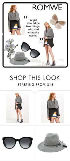 """""""black-gray fashion"""" by disa-fashion ❤ liked on Polyvore featuring Gucci"""