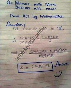 Salute to us maths students Funny Minion Memes, Funny School Jokes, Very Funny Jokes, Cute Funny Quotes, Haha Funny, Hilarious, Funny Stuff, Crazy Jokes, Crazy Funny Memes