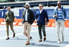 Tommy Ton's Street Style: New York Fashion Week