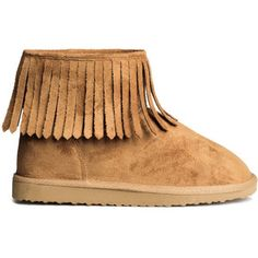 Lined Boots $17.99