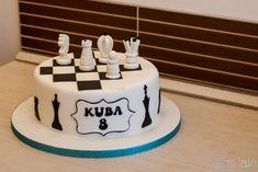 Tort z szachami – TortyEwyWu