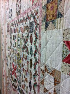 Artwork at @Yesfir Solkan Patchwork Meeting 2012