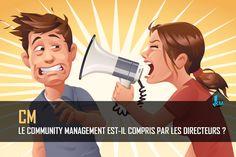 Le community management est-il compris par les directeurs d'entreprises ? (journal du CM)