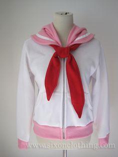Sailor Chibi Moon Seifuku Hoodie