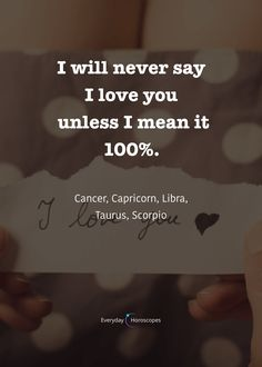These signs don't take words lightly! Cancer Zodiac Facts, Zodiac Funny, Zodiac Sign Traits, Zodiac Signs Sagittarius, Zodiac Memes, Zodiac Star Signs, My Zodiac Sign, Zodiac Quotes, Astrology Signs