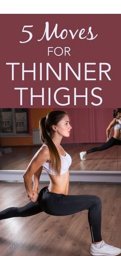 5 Moves for Thinner Thighs – Lifee Too