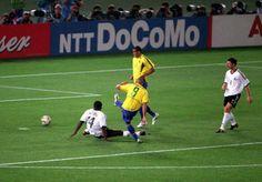 World Cup final 2002 - Korea & Japan