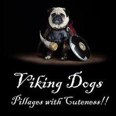 Viking dog --------------(Viking Blog: elDrakkar.blogspot.com)