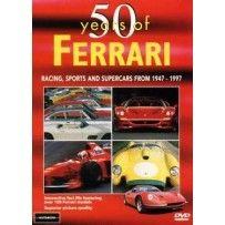 DVD-FERRARI 50 YEARS HISTORY