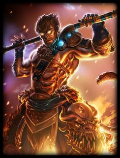 Sun Wukong - Golden