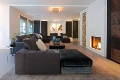 Visgraat vloer eiken visgraat parket woning ontwerp for Decoration interieur villa luxe