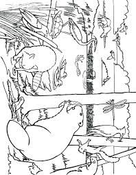 Image Result For Beaver Colouring Sheets