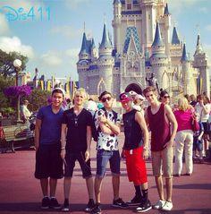IM5 Enjoying Walt Disney World Resort April 15, 2013