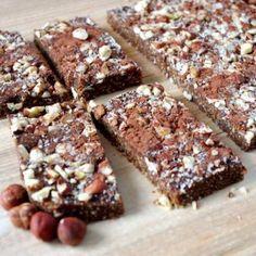 Protein Bar Recipe: Hazelnut Hemp