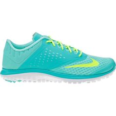 Maybe a new pair of Mint and Chartreuse Nike Women's FS Lite Run 2 Running Shoes would make my workout's more fun this year!